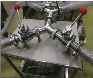 生産現場装置 静電対策(FC-300)