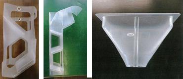 帯電防止・抗菌樹脂材